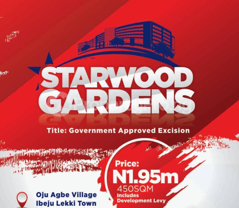 Residential Land Land for sale Ibeju-Lekki Lagos - 0