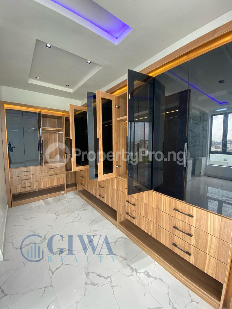 5 bedroom Semi Detached Duplex House for sale Ikate Lekki Lagos - 9