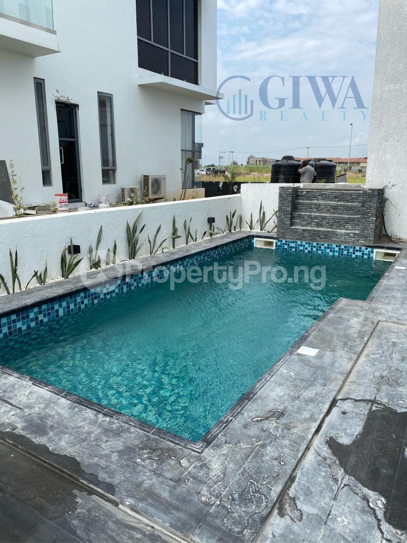 5 bedroom Semi Detached Duplex House for sale Ikate Lekki Lagos - 13