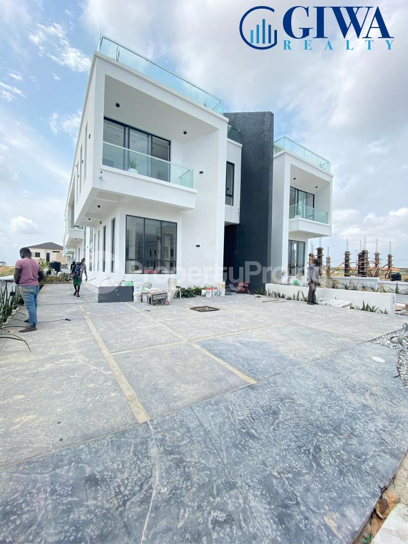 5 bedroom Semi Detached Duplex House for sale Ikate Lekki Lagos - 0