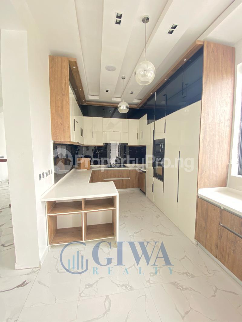 5 bedroom Semi Detached Duplex House for sale Ikate Lekki Lagos - 2