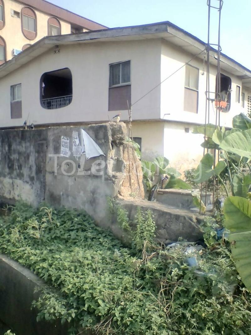 Flat / Apartment for sale adeogun st off afariogun Oshodi Lagos - 0