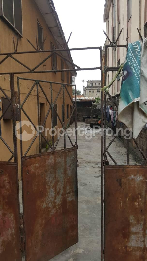 Blocks of Flats House for sale Rasaki  Street Iganmu Orile Lagos - 1