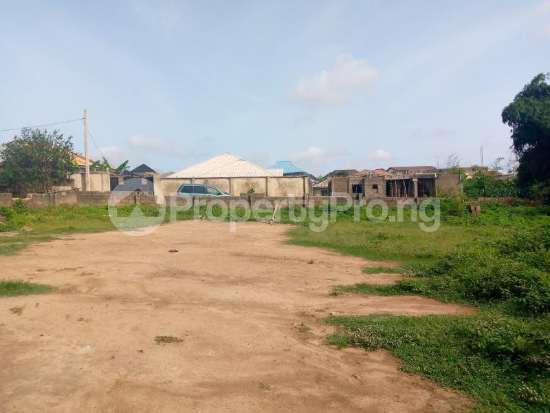 Residential Land for sale Lane 2, Zone D, Kasumu Estate Off Akala Express Akala Express Ibadan Oyo - 1