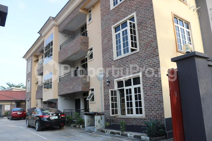 3 bedroom Flat / Apartment for rent HITECH Estate Ajah Lagos - 2