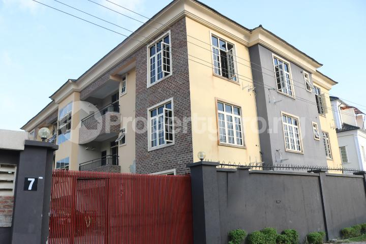 3 bedroom Flat / Apartment for rent HITECH Estate Ajah Lagos - 1