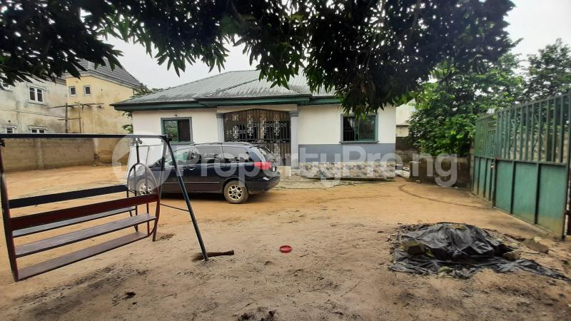 4 bedroom Detached Bungalow for sale New Road, Off Ada George Ada George Port Harcourt Rivers - 4
