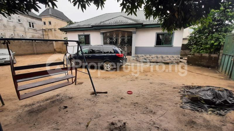 4 bedroom Detached Bungalow for sale New Road, Off Ada George Ada George Port Harcourt Rivers - 1