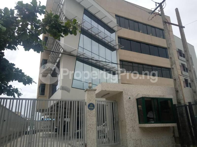1 bedroom mini flat  Office Space Commercial Property for rent Samuel Street Victoria Island Lagos - 0