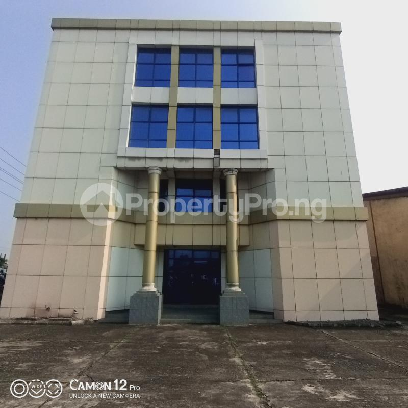 10 bedroom Warehouse for rent Trans Amadi Industrial Area Trans Amadi Port Harcourt Rivers - 9