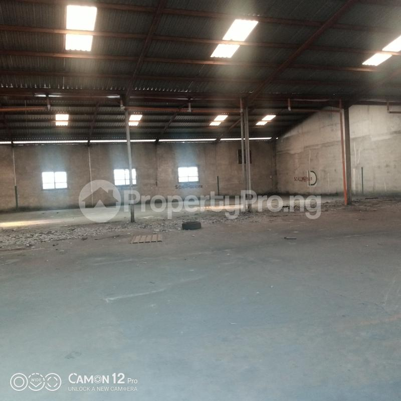 10 bedroom Warehouse for rent Trans Amadi Industrial Area Trans Amadi Port Harcourt Rivers - 8