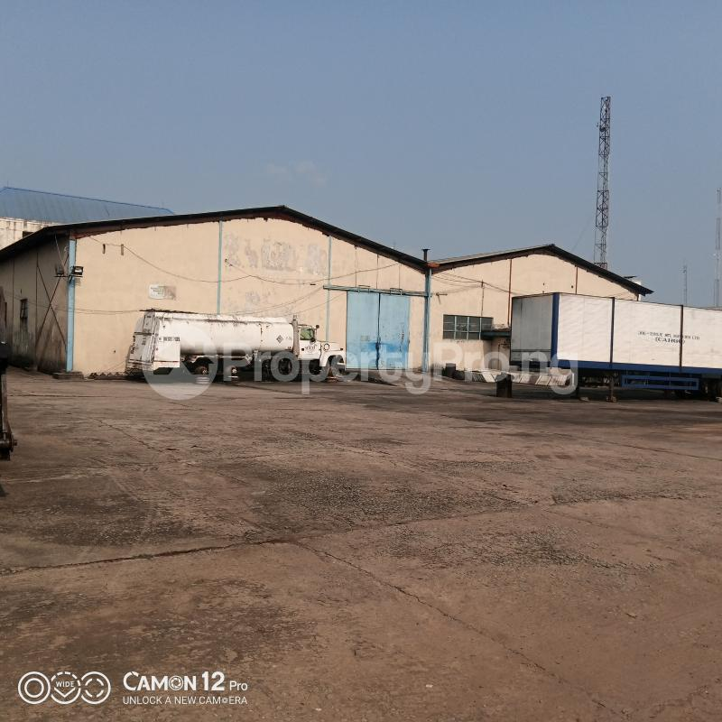 10 bedroom Warehouse for rent Trans Amadi Industrial Area Trans Amadi Port Harcourt Rivers - 0