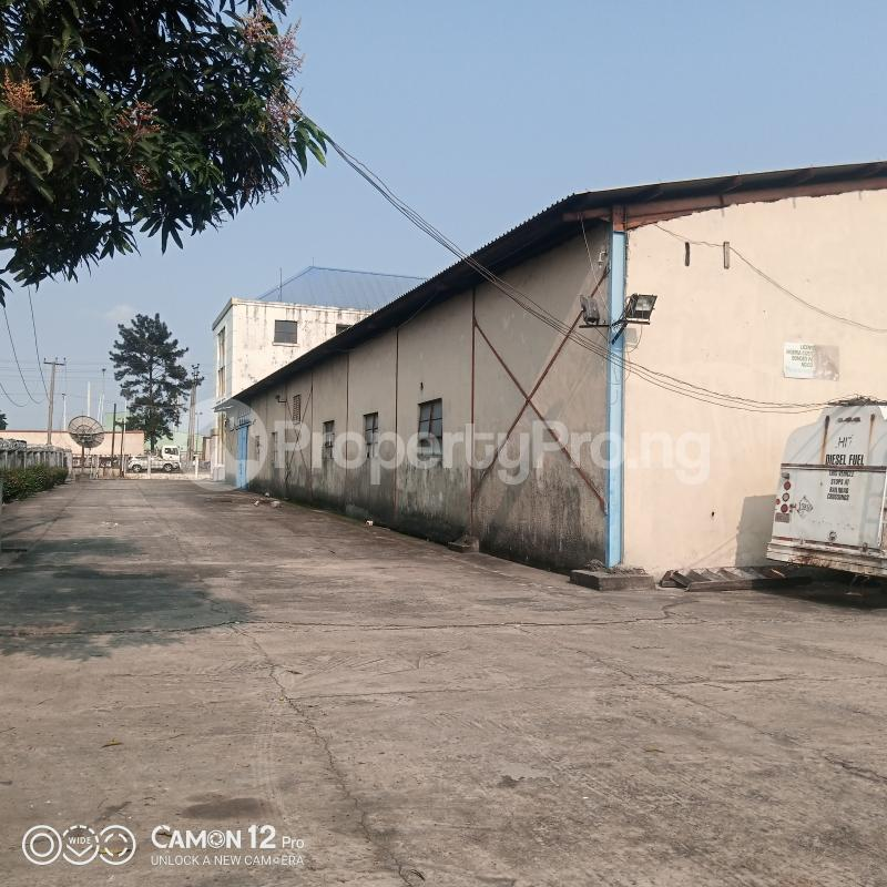 10 bedroom Warehouse for rent Trans Amadi Industrial Area Trans Amadi Port Harcourt Rivers - 1