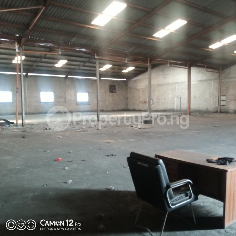 10 bedroom Warehouse for rent Trans Amadi Industrial Area Trans Amadi Port Harcourt Rivers - 6