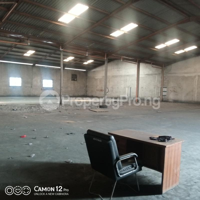 10 bedroom Warehouse for rent Trans Amadi Industrial Area Trans Amadi Port Harcourt Rivers - 5