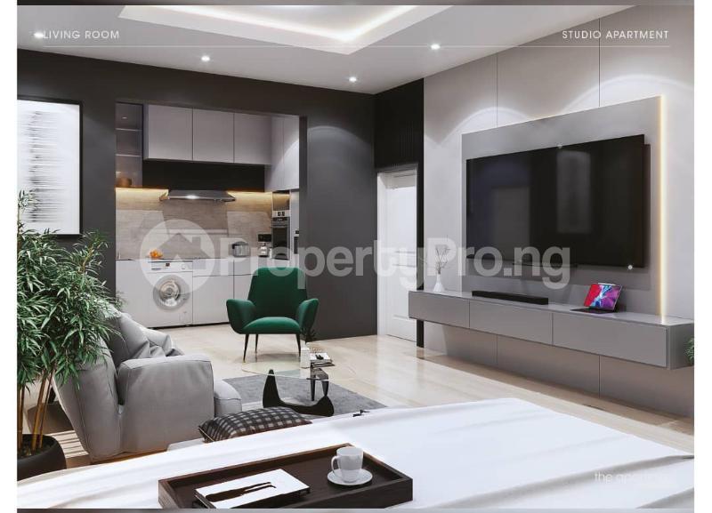 1 bedroom Studio Apartment for sale The Apartment By Monastery Road, Sangotedo. Lekki Lagos - 2