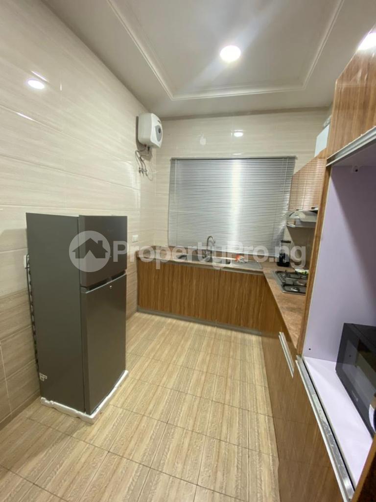 Terraced Duplex House for shortlet Spar road Ikate Lekki Lagos - 7