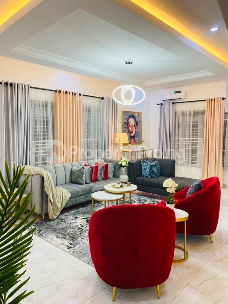 Terraced Duplex House for shortlet Spar road Ikate Lekki Lagos - 0