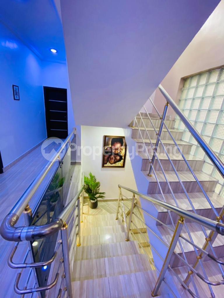 Terraced Duplex House for shortlet Spar road Ikate Lekki Lagos - 2
