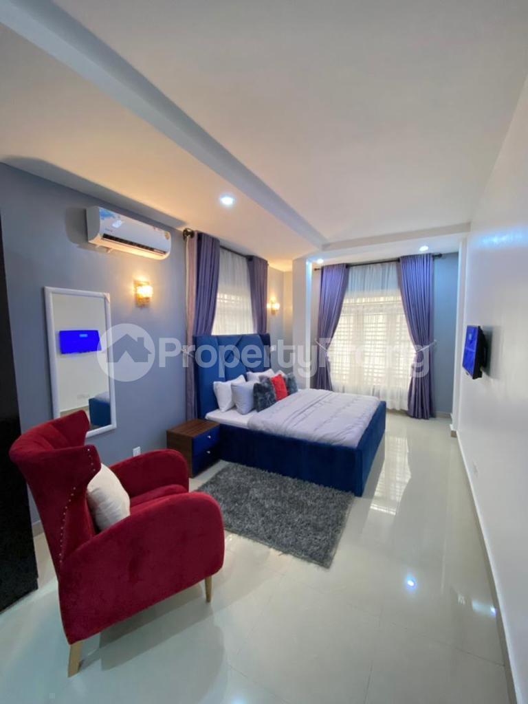 Terraced Duplex House for shortlet Spar road Ikate Lekki Lagos - 9