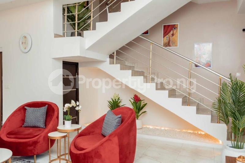 Terraced Duplex House for shortlet Spar road Ikate Lekki Lagos - 5