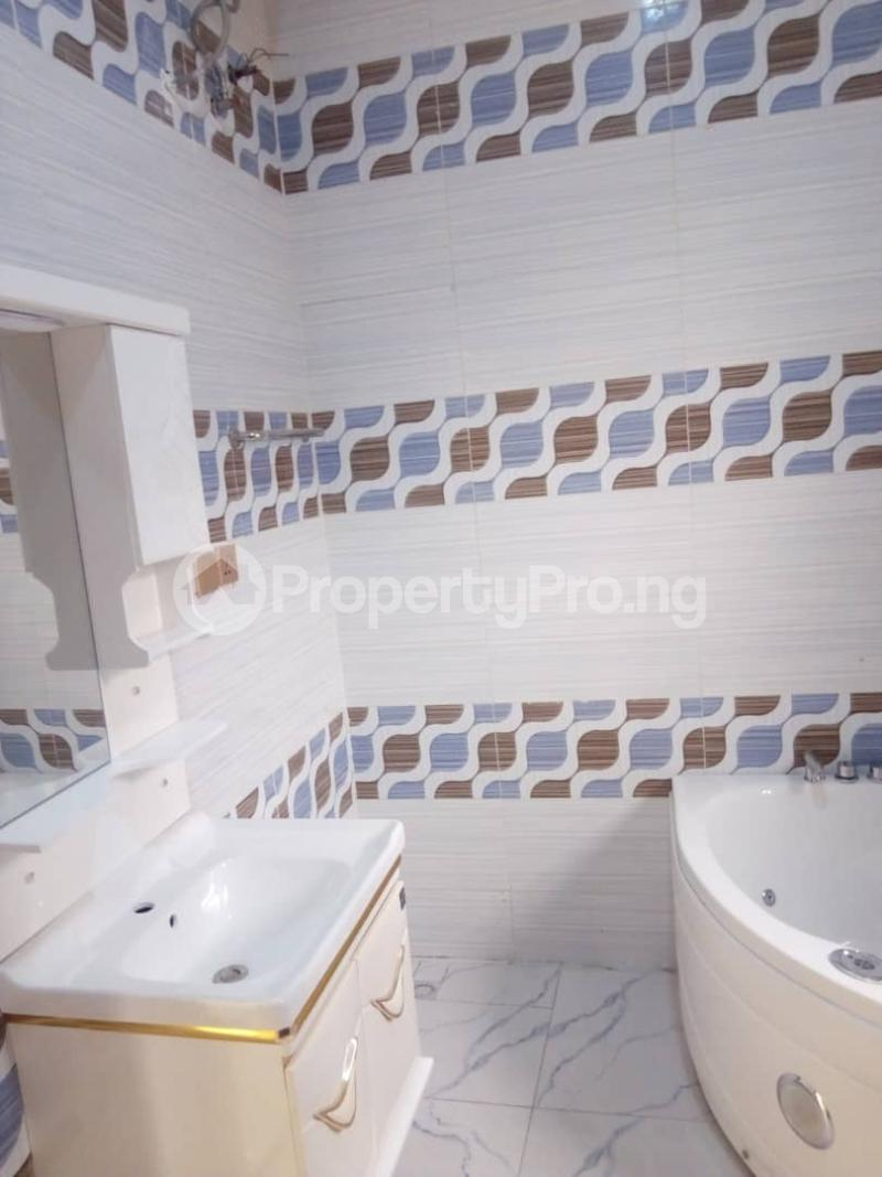 4 bedroom Semi Detached Duplex House for rent --- chevron Lekki Lagos - 9
