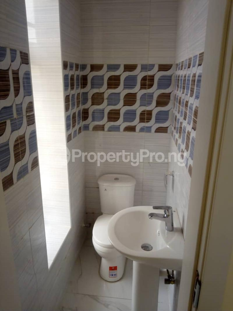4 bedroom Semi Detached Duplex House for rent --- chevron Lekki Lagos - 11
