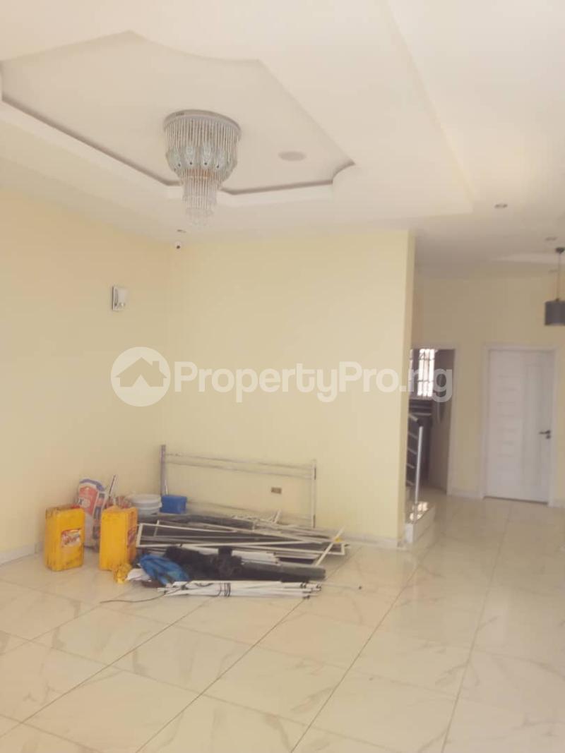 4 bedroom Semi Detached Duplex House for rent --- chevron Lekki Lagos - 4