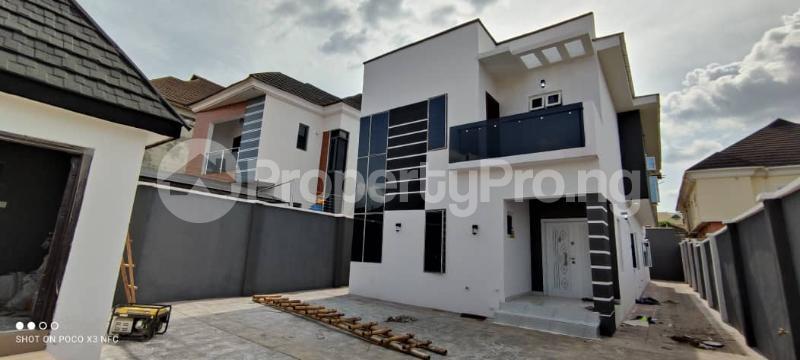 4 bedroom Detached Duplex for sale Alao Akala Estate Akobo Ibadan Oyo - 6