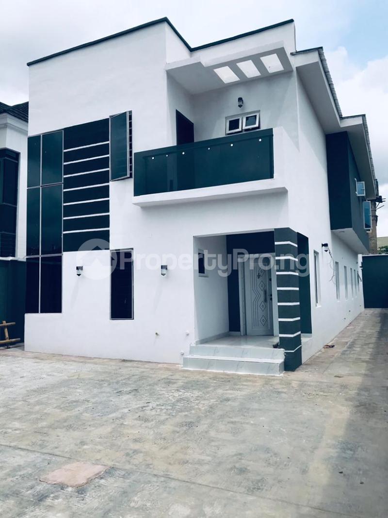 4 bedroom Detached Duplex for sale Alao Akala Estate Akobo Ibadan Oyo - 7