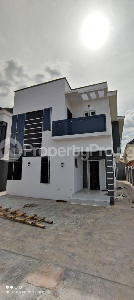 4 bedroom Detached Duplex for sale Alao Akala Estate Akobo Ibadan Oyo - 4