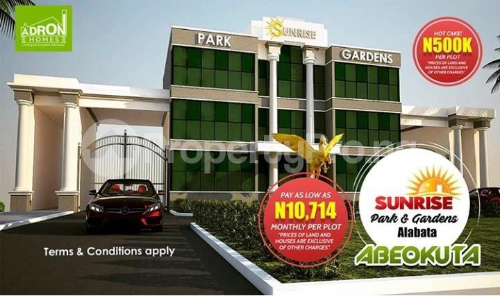 Residential Land Land for sale Alabata Alabata Abeokuta Ogun - 0