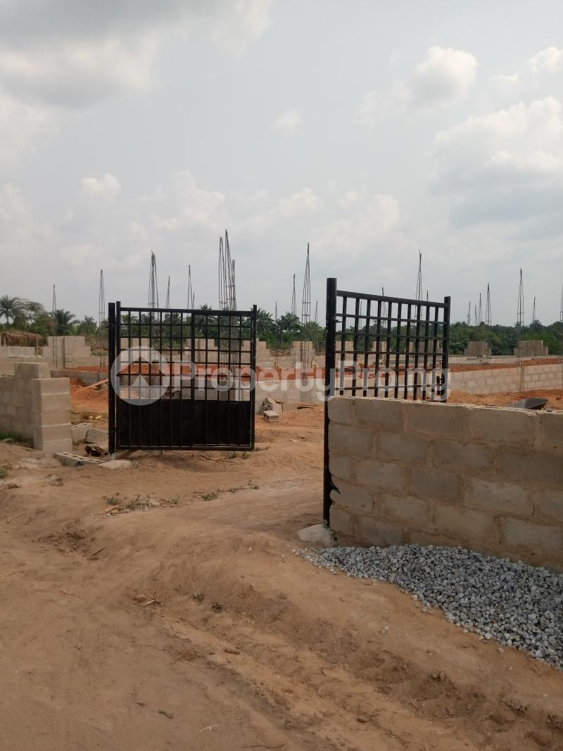 Residential Land for sale Along Ondo Road After Best Solution Polytechnic Akure Ondo - 1