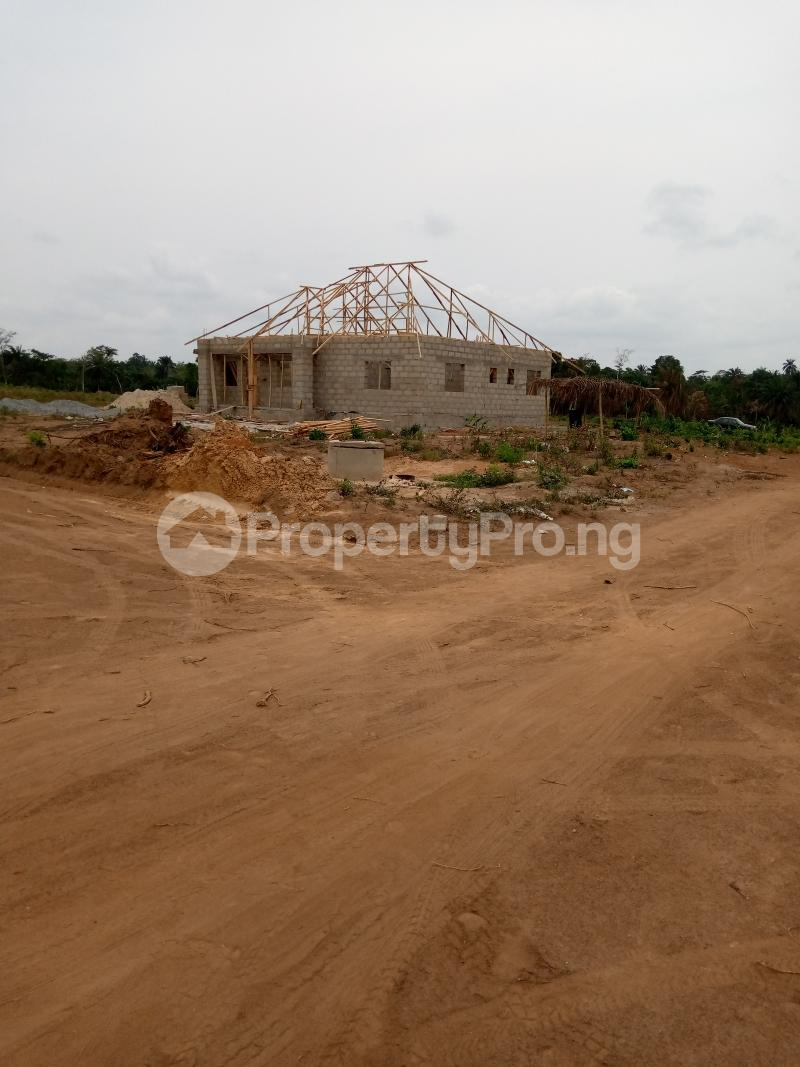 Residential Land for sale Along Ondo Road After Best Solution Polytechnic Akure Ondo - 2
