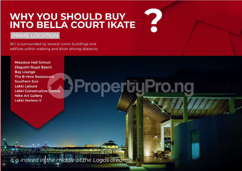5 bedroom Detached Duplex House for sale Ikate Elegushi, After Meadow Hall School, Beside Richmond Estate, Bella Court Lekki Phase 1 Lekki Lagos - 4