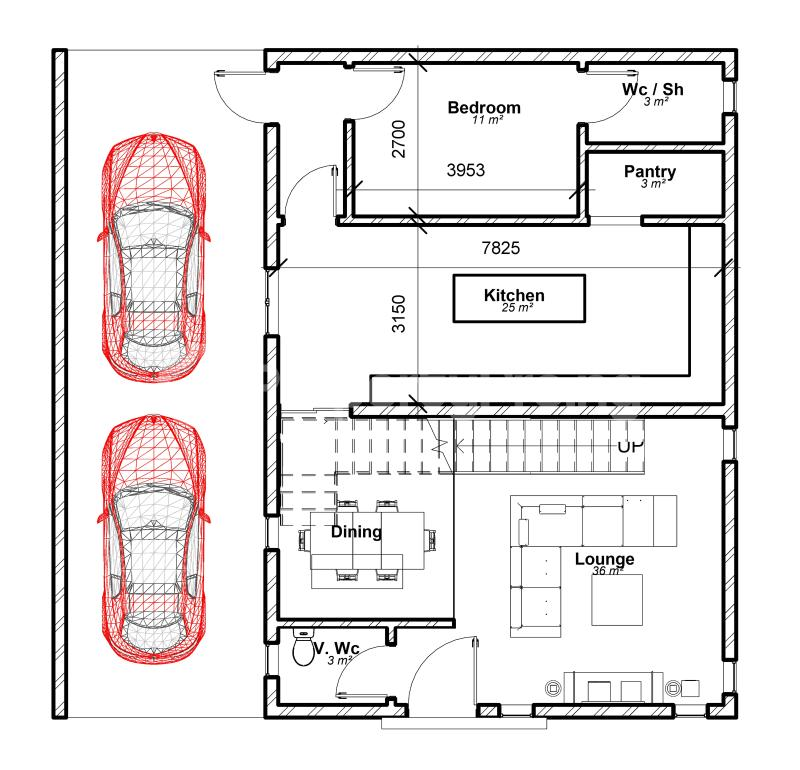 5 bedroom Detached Duplex House for sale Ikate Elegushi, After Meadow Hall School, Beside Richmond Estate, Bella Court Lekki Phase 1 Lekki Lagos - 9