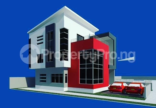 5 bedroom Detached Duplex House for sale Ikate Elegushi, After Meadow Hall School, Beside Richmond Estate, Bella Court Lekki Phase 1 Lekki Lagos - 0