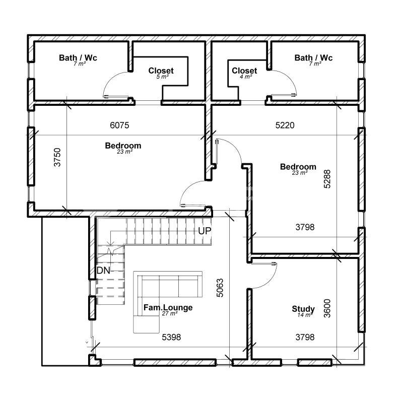 5 bedroom Detached Duplex House for sale Ikate Elegushi, After Meadow Hall School, Beside Richmond Estate, Bella Court Lekki Phase 1 Lekki Lagos - 8