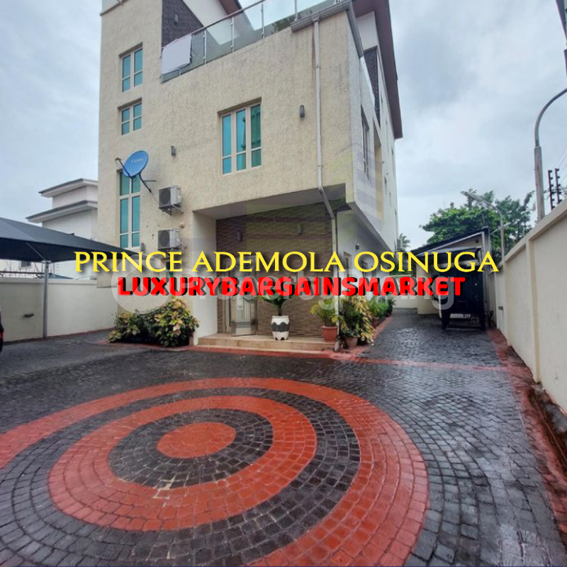 5 bedroom Detached Duplex for sale Parkview Estate Parkview Estate Ikoyi Lagos - 0