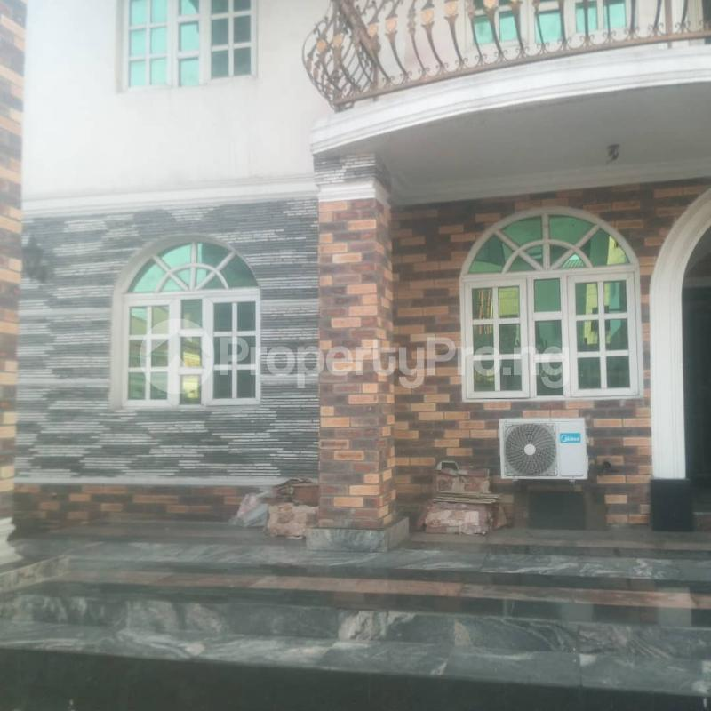 6 bedroom Detached Duplex House for sale Alcon road off Woji, close to Trans Amadi Trans Amadi Port Harcourt Rivers - 4