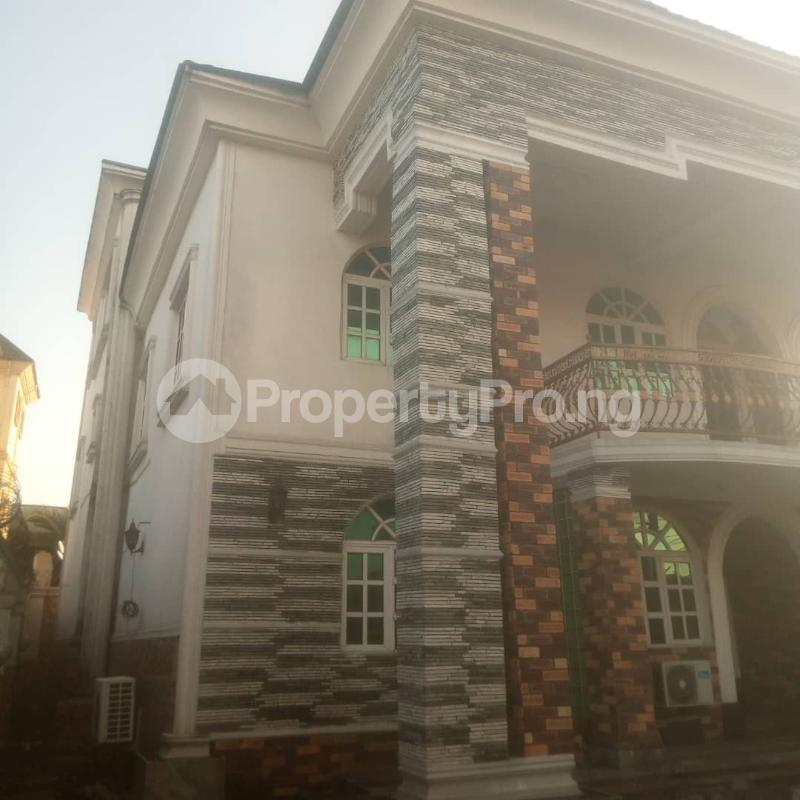 6 bedroom Detached Duplex House for sale Alcon road off Woji, close to Trans Amadi Trans Amadi Port Harcourt Rivers - 1