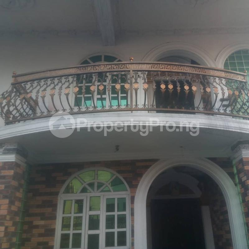 6 bedroom Detached Duplex House for sale Alcon road off Woji, close to Trans Amadi Trans Amadi Port Harcourt Rivers - 3