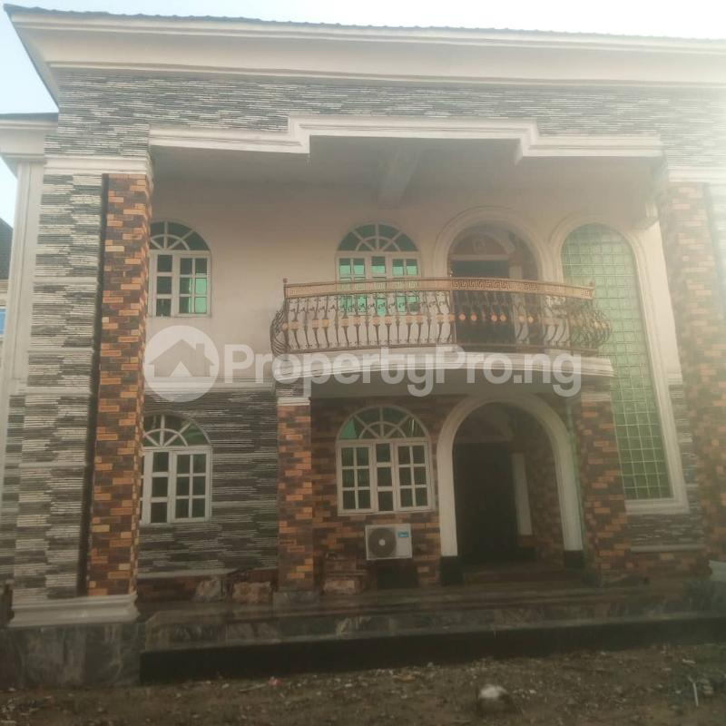 6 bedroom Detached Duplex House for sale Alcon road off Woji, close to Trans Amadi Trans Amadi Port Harcourt Rivers - 0