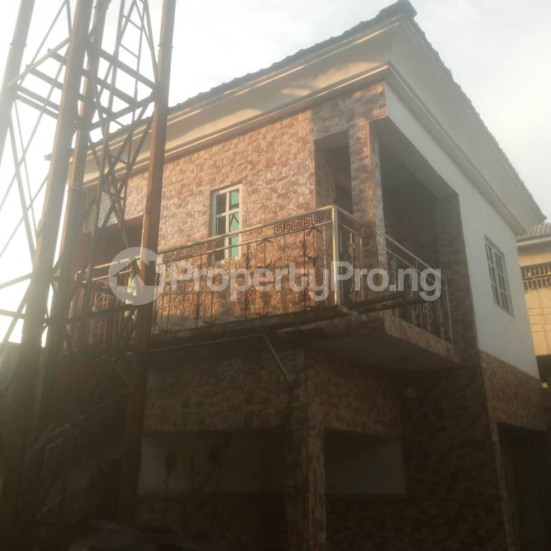 6 bedroom Detached Duplex House for sale Alcon road off Woji, close to Trans Amadi Trans Amadi Port Harcourt Rivers - 2
