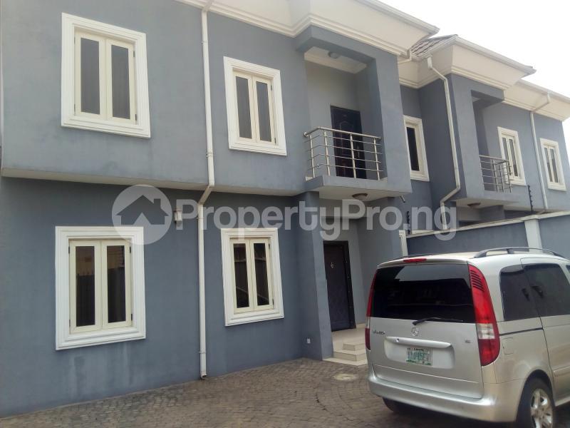4 bedroom Semi Detached Duplex for shortlet Mabinuori Street Shangisha Kosofe/Ikosi Lagos - 15