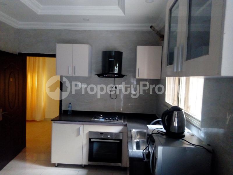 4 bedroom Semi Detached Duplex for shortlet Mabinuori Street Shangisha Kosofe/Ikosi Lagos - 13