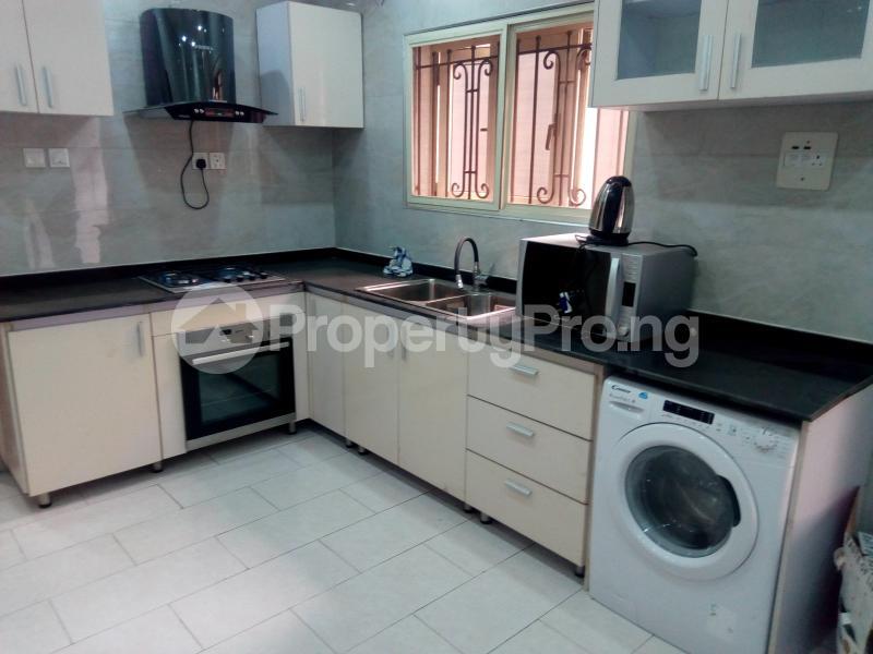 4 bedroom Semi Detached Duplex for shortlet Mabinuori Street Shangisha Kosofe/Ikosi Lagos - 14