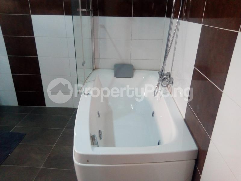 4 bedroom Semi Detached Duplex for shortlet Mabinuori Street Shangisha Kosofe/Ikosi Lagos - 11