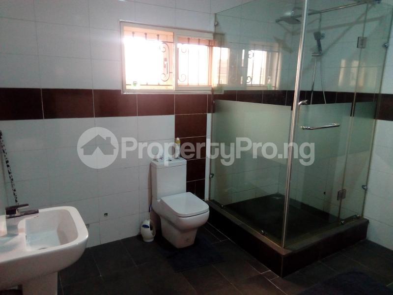 4 bedroom Semi Detached Duplex for shortlet Mabinuori Street Shangisha Kosofe/Ikosi Lagos - 12