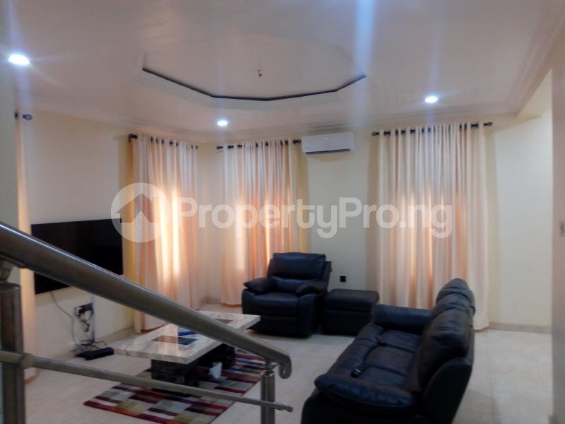 4 bedroom Semi Detached Duplex for shortlet Mabinuori Street Shangisha Kosofe/Ikosi Lagos - 0